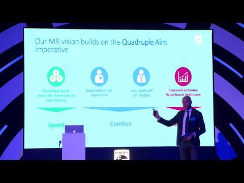 Philips Middle East's Launch of latest MR innovation Mp3