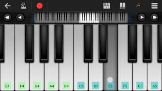 ALLAH WAARIYAN || YAARIYAN ||  - Perfect piano tutorial. ..