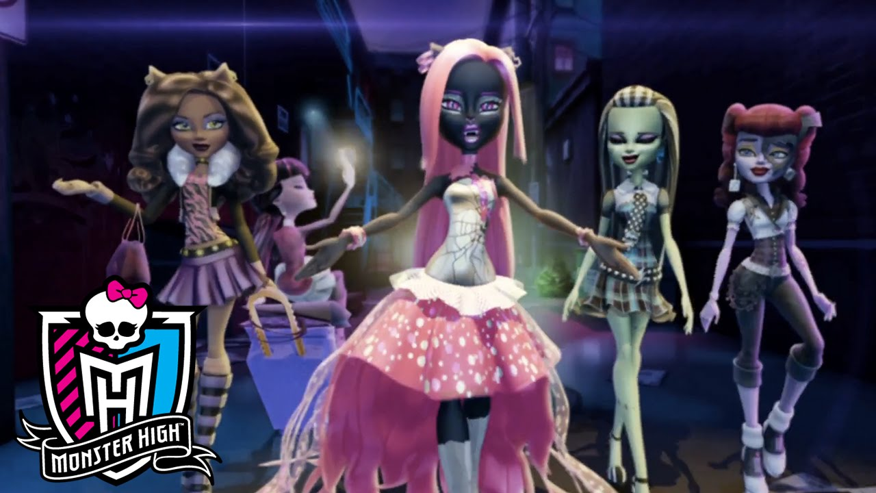 a monsterrific musical� boo york teaser monster high