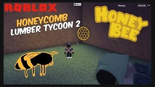 The Honeycomb [Beesmas 2017 Event] Roblox Lumber Tycoon 2