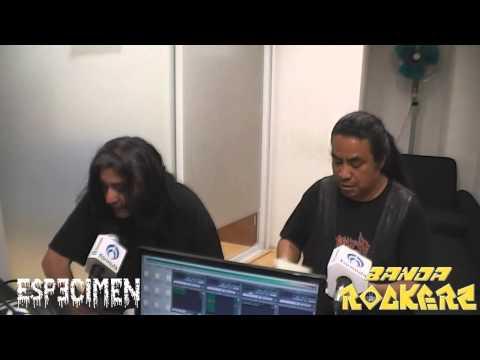 """PROGRAMA 64. BANDA ROCKERA RADIO """"Desde la Redacción"""": Benny Rotten (Espécimen) y Las Fokin Biches"""