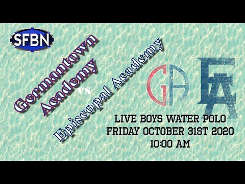 Germantown Academy at The Episcopal Academy Boys Water Polo