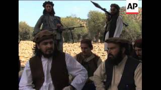 New leader of Taliban in Pakistan vows to strike back at US