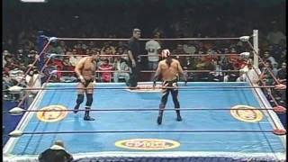 CMLL - Mictlán vs. Sangre Azteca, 2009/01/05 [MEX WELTER]