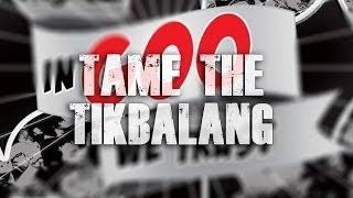 TAME THE TIKBALANG - In Goo We Trust album launch