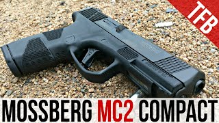 NEW Mossberg MC2c Ultra-slim 13+1 Doublestack 9mm!