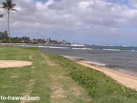 Hauula Beach Park Oahu