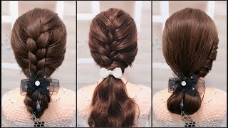 TOP 8  Amazing Hairstyles Compilation 2019  ❤️ Easy Hairstyles Tutorials  ❤️ Part 16 ❤️ HD4K