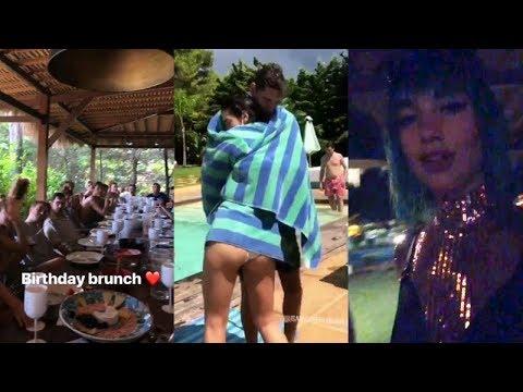dua lipa birthday Dua Lipa celebrates her birthday | Instagram Story | August 21  dua lipa birthday