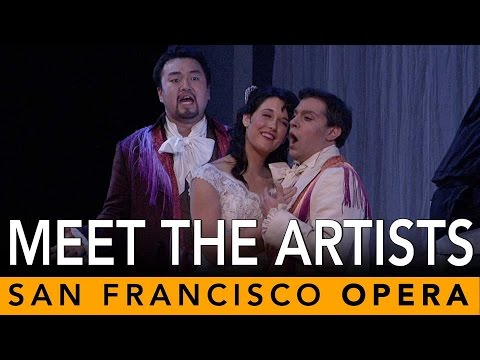 SF Opera Education Materials - Meet the Artists - The Barber of Seville for Families