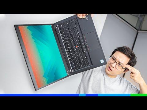 Không chịu nổi với GIÁ của Lenovo ThinkPad...