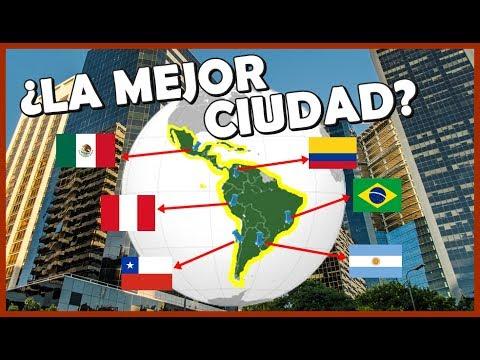 Ciudades más RICAS e IMPORTANTES de Latinoamérica | Peruvian Life