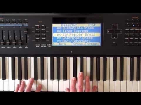 KURZWEIL PC3 sounds good