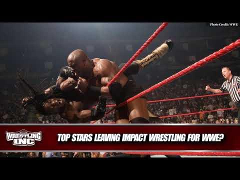 Impact Wrestlers Gone, Heading To WWE?