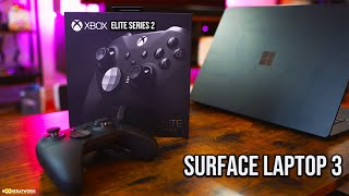 Surface laptop 3 15-inch Gaming Review!!!