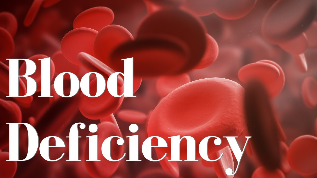 What is Blood Deficiency?