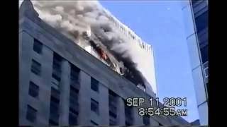 "(UFO) ""Spirit"" filmed over burning Twin Towers (9/11)"