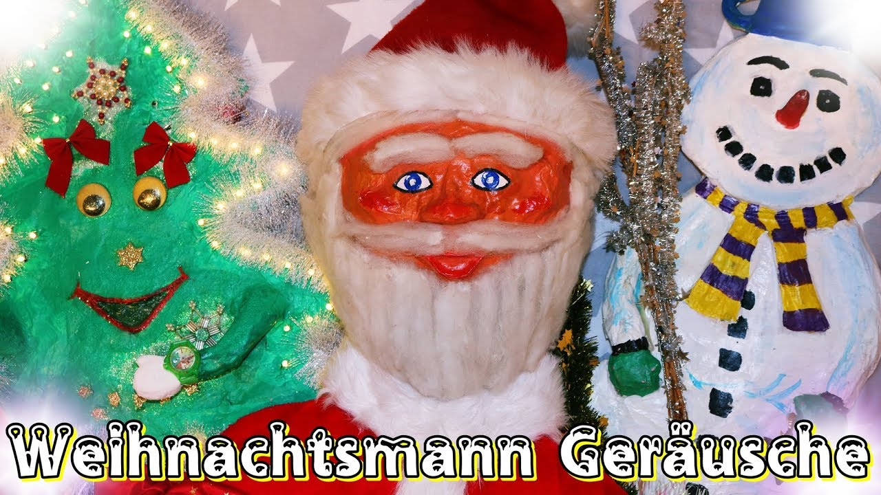 Weihnachtsmann Geräusche sound download, Schlitten, Glocken ...