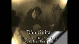 Đàn Guitar - TrinhThanhHien
