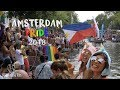 Love Wins In Amsterdam Pride Parade 2018 (Canal Parade, Netherlands) - VLOG 24