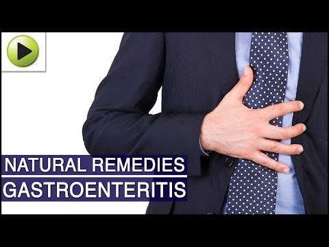 Gastroenteritis - Natural Ayurvedic Home Remedies