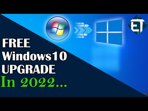 How To Still Upgrade From Windows 7/8.1 To Windows 10 For FREE In 2020