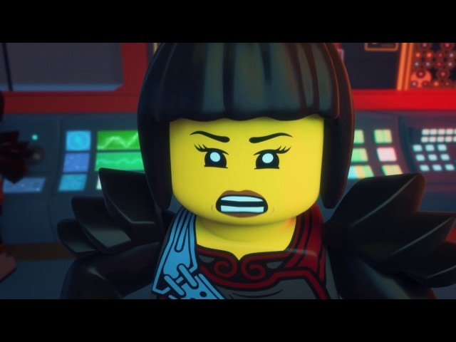 De Handen des Tijd - LEGO Ninjago - Season 7 episode 1