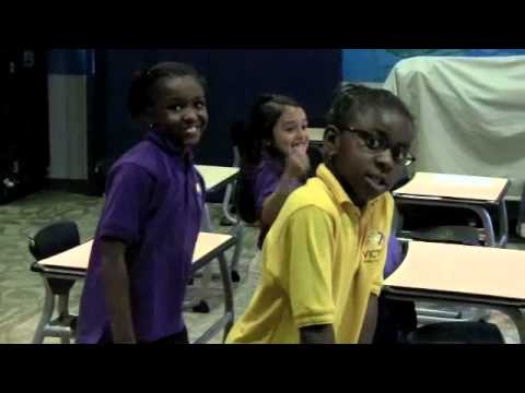 Montel Jordan - Shake Heaven at Victory World Christian School