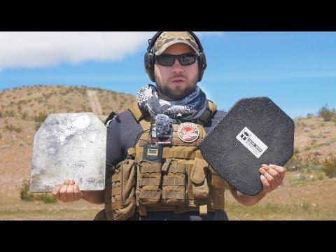 Cheap vs Expensive LV III AR500 Body Armor