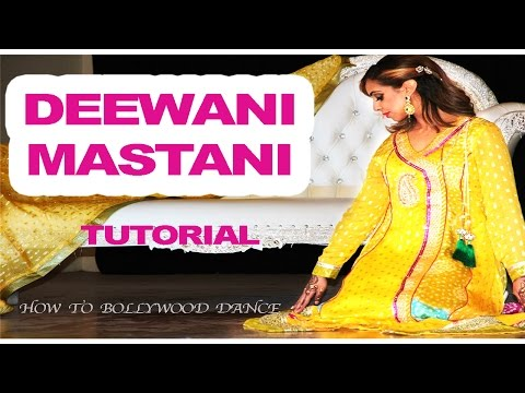 Deewani Mastani (Bajirao Mastani)|| How to Bollywood Dance || Fusion Beats Dance