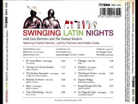 Luis Barreiro And The Peanut Vendors - Zapata Nañigo Track 10