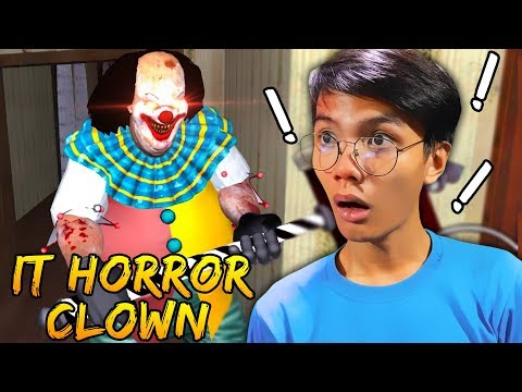 ANG TABA NI PENNYWISE! | IT Horror Clown - #ENDING