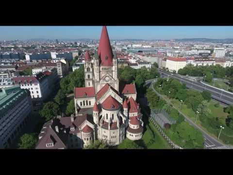 Drone Vienna 2016 dji phantom 4