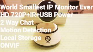 Digoo BB-M1 Baby Monitor Alarm Home Security IP Camera - Banggood.com !!