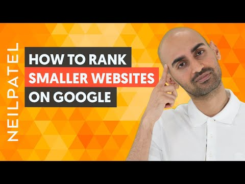 How to Rank Smaller Websites on Google in 2021 - FAST Method for Non-Techies
