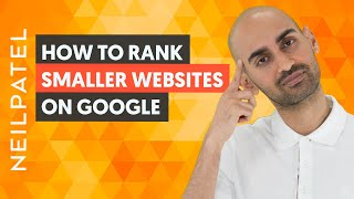How to Rank Smaller Websites on Google in 2020 - FAST Method for Non-Techies