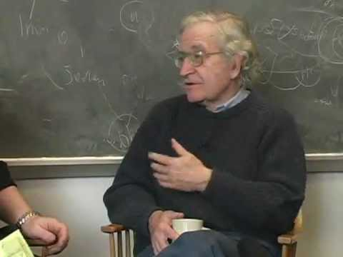 Questions About Anarchism - Noam Chomsky (2006)