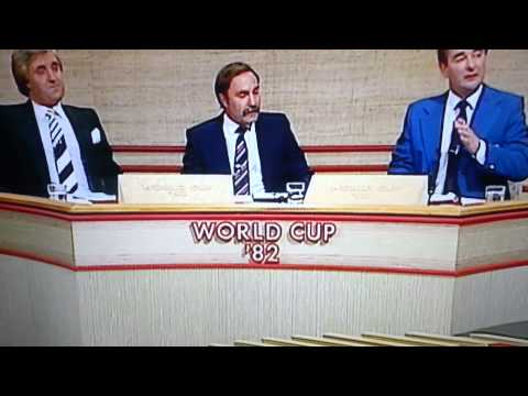 Magic tv moments from past World Cups - 1982