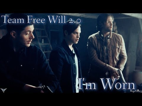Team Free Will 2.0 - I'm Worn (Video/Song Request)