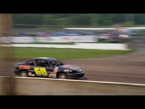 Dustin Virkus @ Fiesta City Speedway- Heat 8.23.17