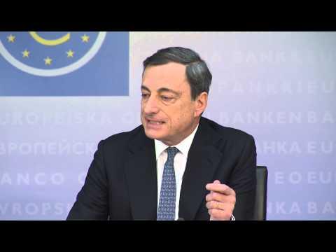 ECB Press Conference - 7 November 2013