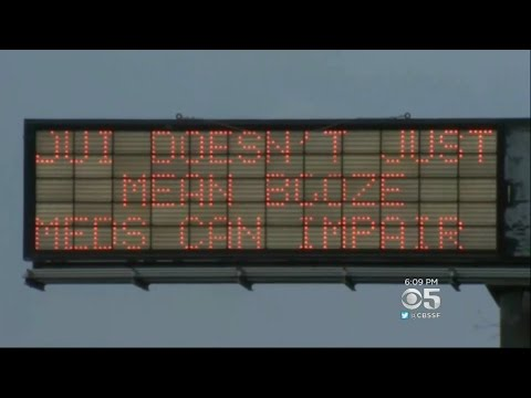 California Educating The Public About Dangers Of Drugged Driving