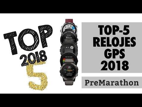 Top 5 Mejores Relojes Gps Del 2018