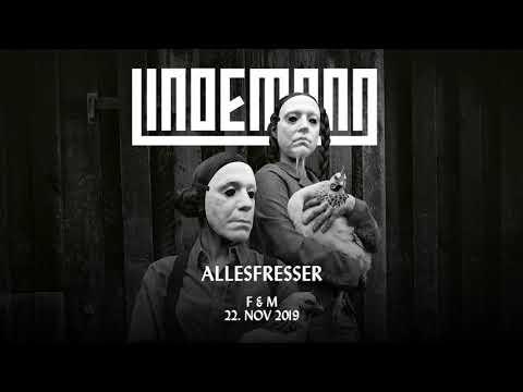 Download LINDEMANN - Allesfresser F & M Album Snippet Mp4 baru