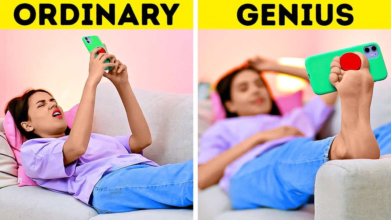 Genius Everyday Hacks To Make Your Life Easier