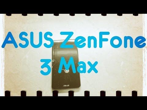 Как вставить SIM-карту в ASUS Zenfone 3 Max