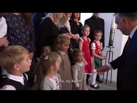 Viktor Orban Visits German Christians