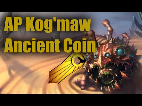 AP Kog'maw and the Ancient Coin [Game]
