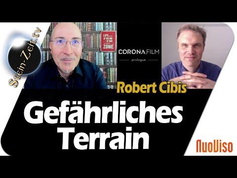 Corona.film - Gefährliches Terrain - Robert Cibis im SteinZeit