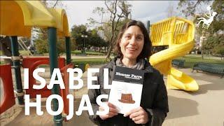 Isabel Hojas en Ojo en Tinta -